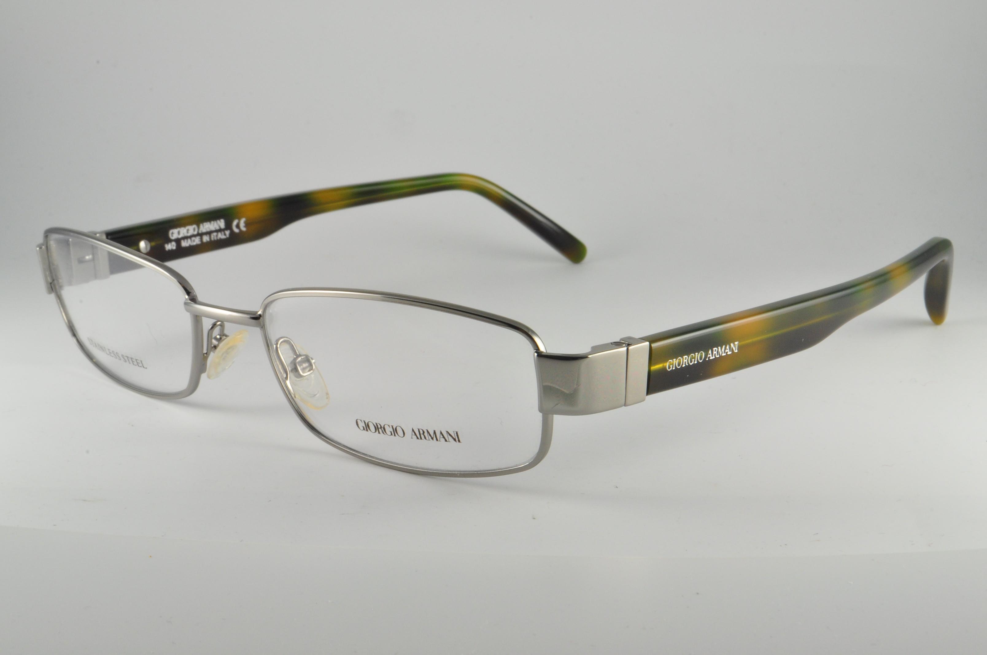 30af9b4f2d7e Image is loading Giorgio-Armani-Eyeglasses-GA-349-DXJ-Havana-Size-