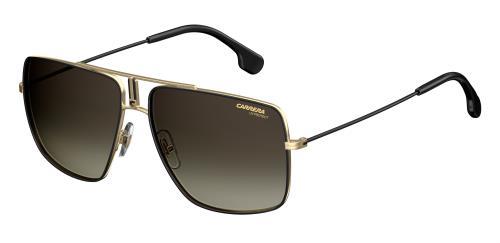 CARRERA Sunglasses 1006  S 02M2 Black Gold 60MM Christmas Supplies dc50a5b4fa50
