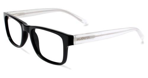 4c2f44a1b7 CONVERSE Eyeglasses Q042 UF Black 52MM 751286280395