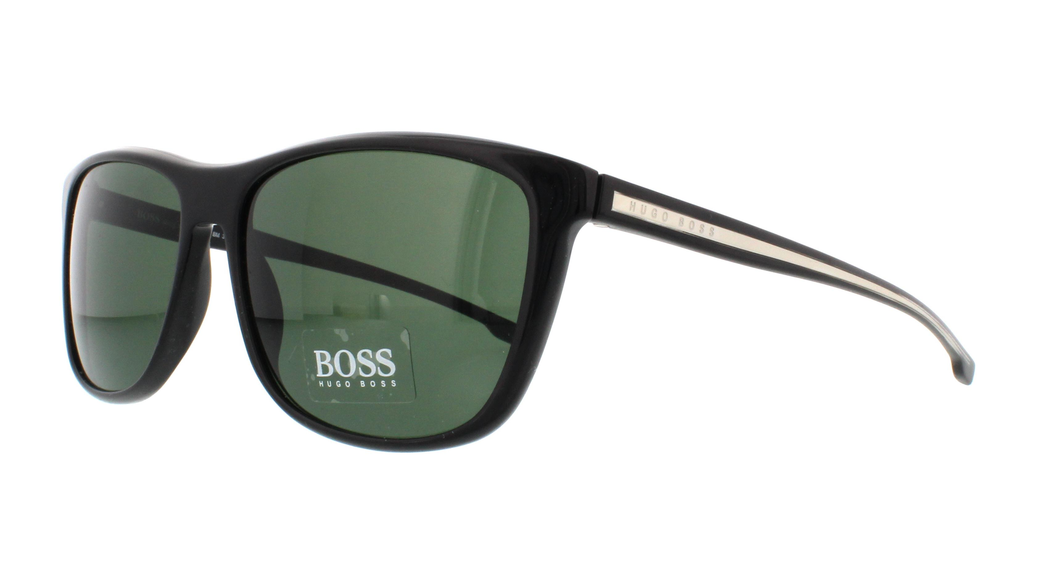 99824a566d HUGO BOSS Sunglasses 0874 S 0YPP Black 59MM 762753503954