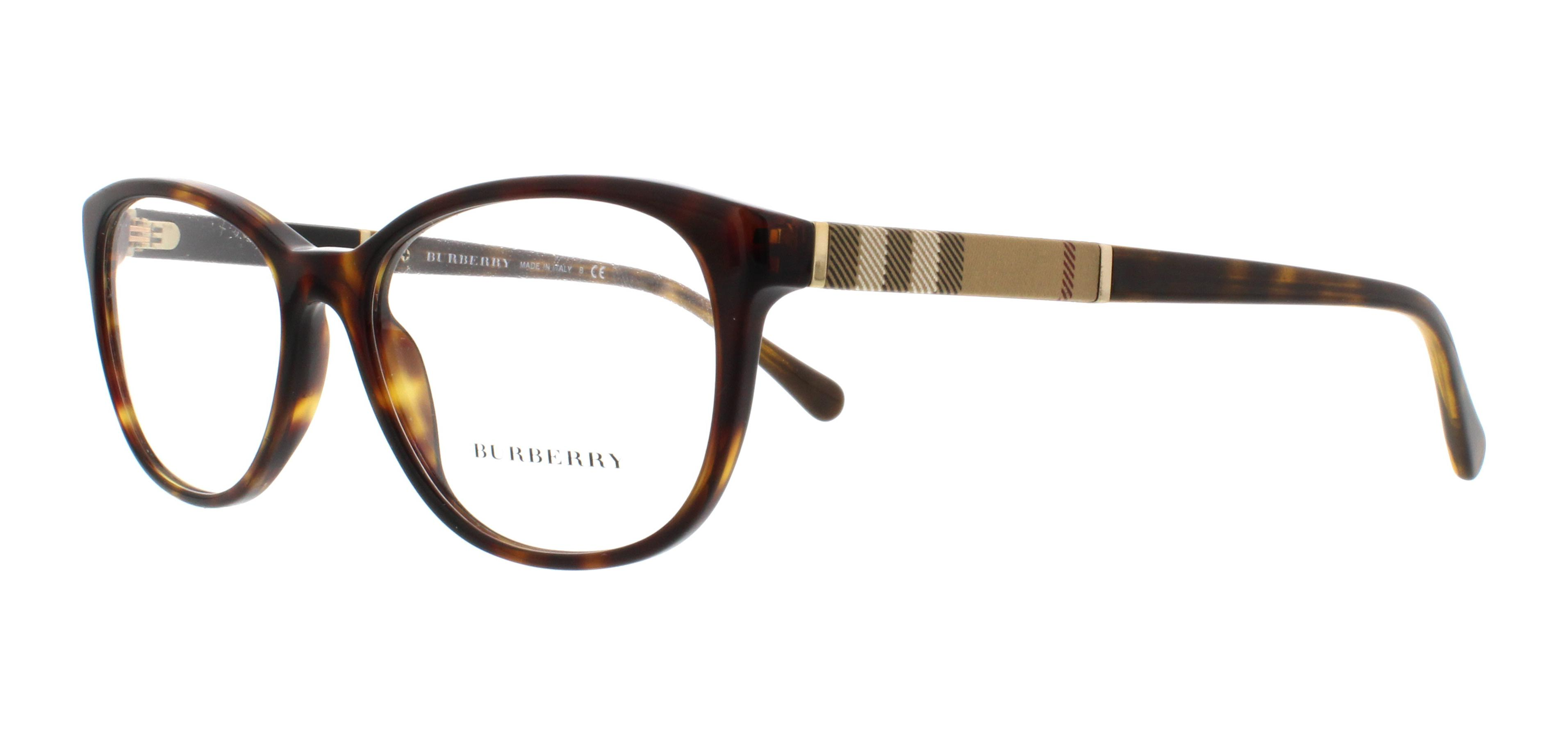 f765aa660ba5 BURBERRY Eyeglasses BE2172 3002 Havana 52MM 8053672320749