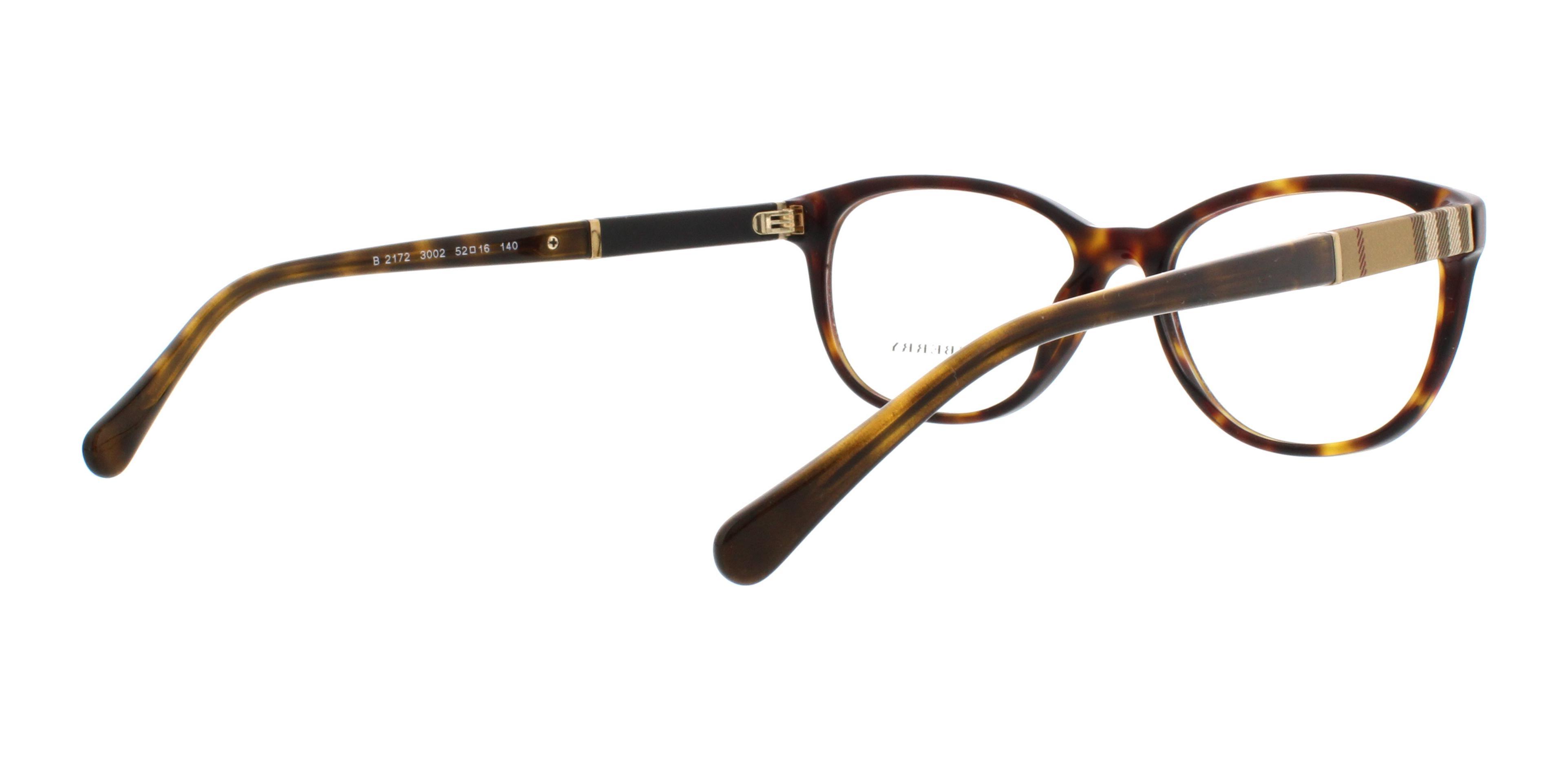 87f2dbf6203 BURBERRY Eyeglasses BE2172 3002 Havana 52MM 8053672320749