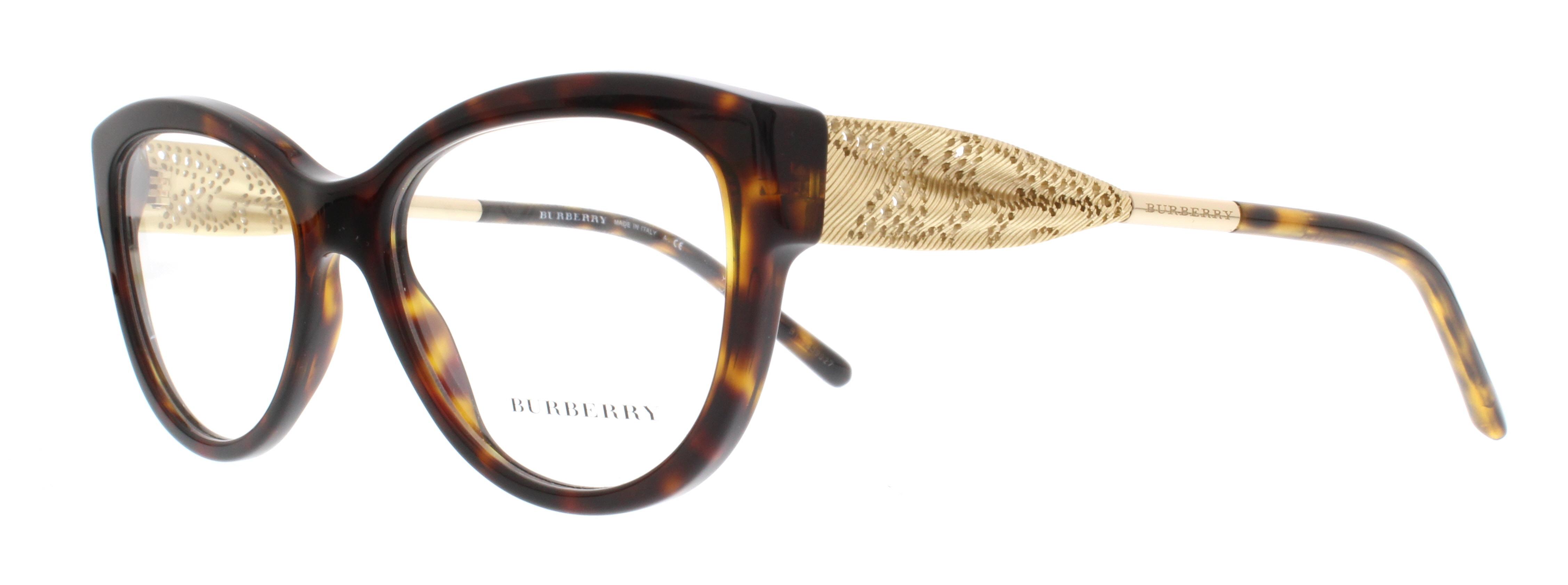 BURBERRY Eyeglasses BE2210 3002 Havana 53MM 8053672487862 | eBay