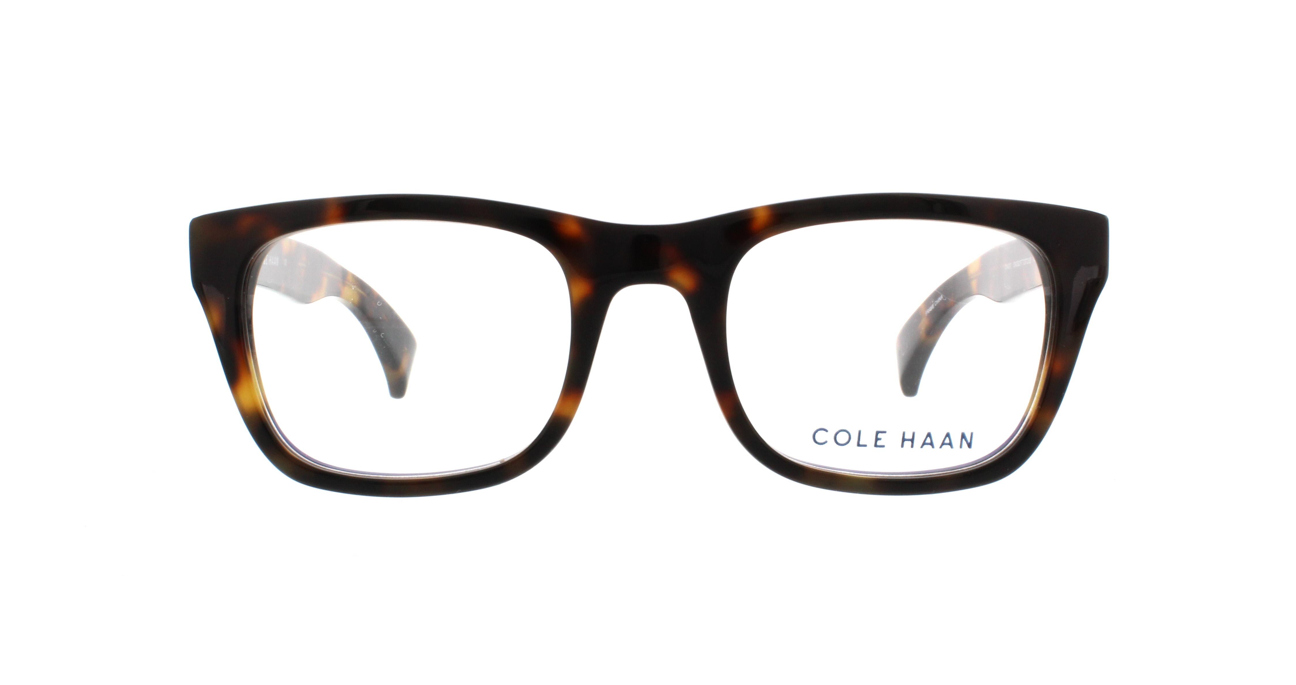COLE HAAN Eyeglasses CH4007 240 Soft Tortoise 50MM 788678534842 | eBay
