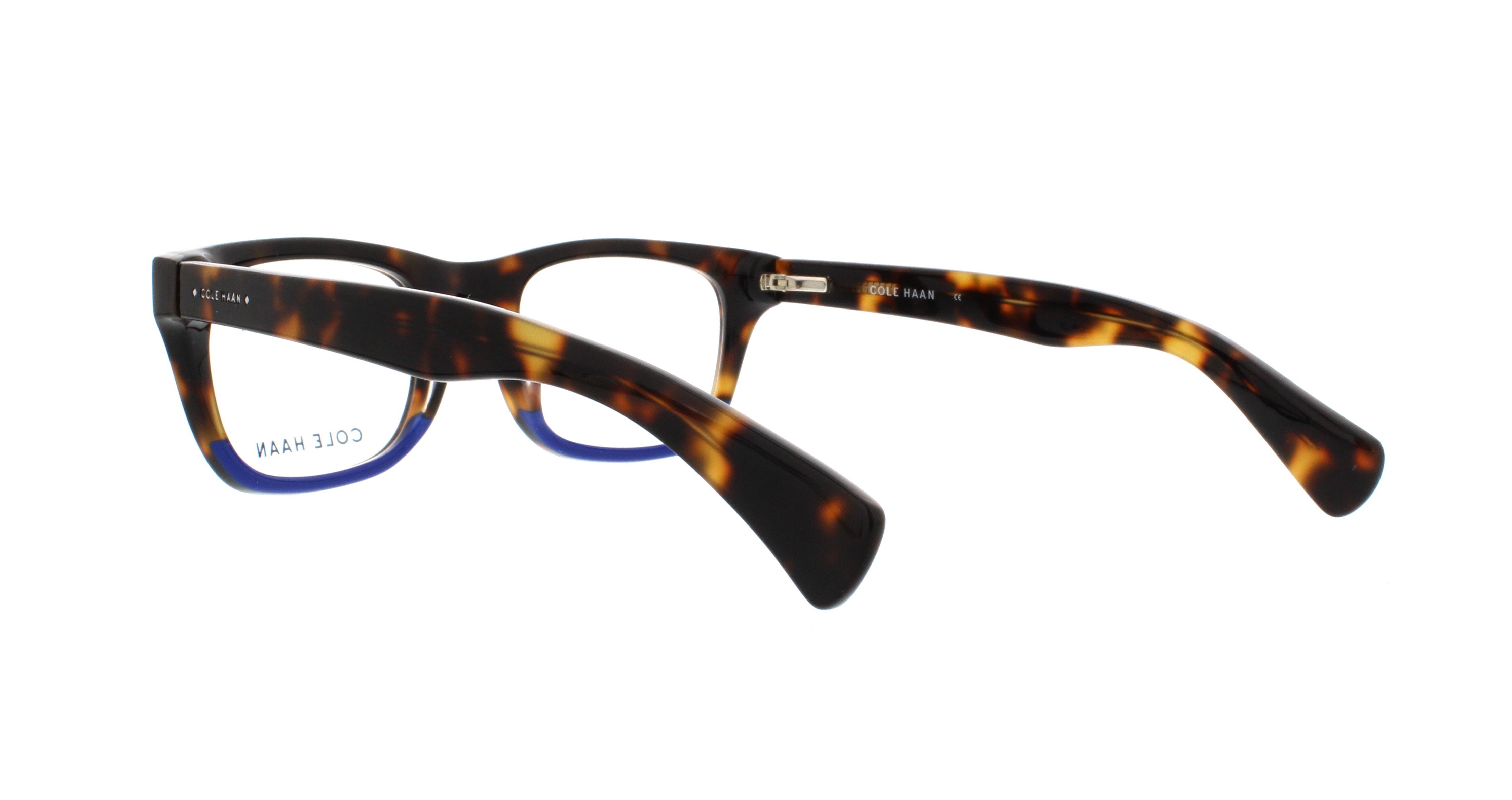 COLE HAAN Eyeglasses CH4007 240 Soft Tortoise 50MM | eBay