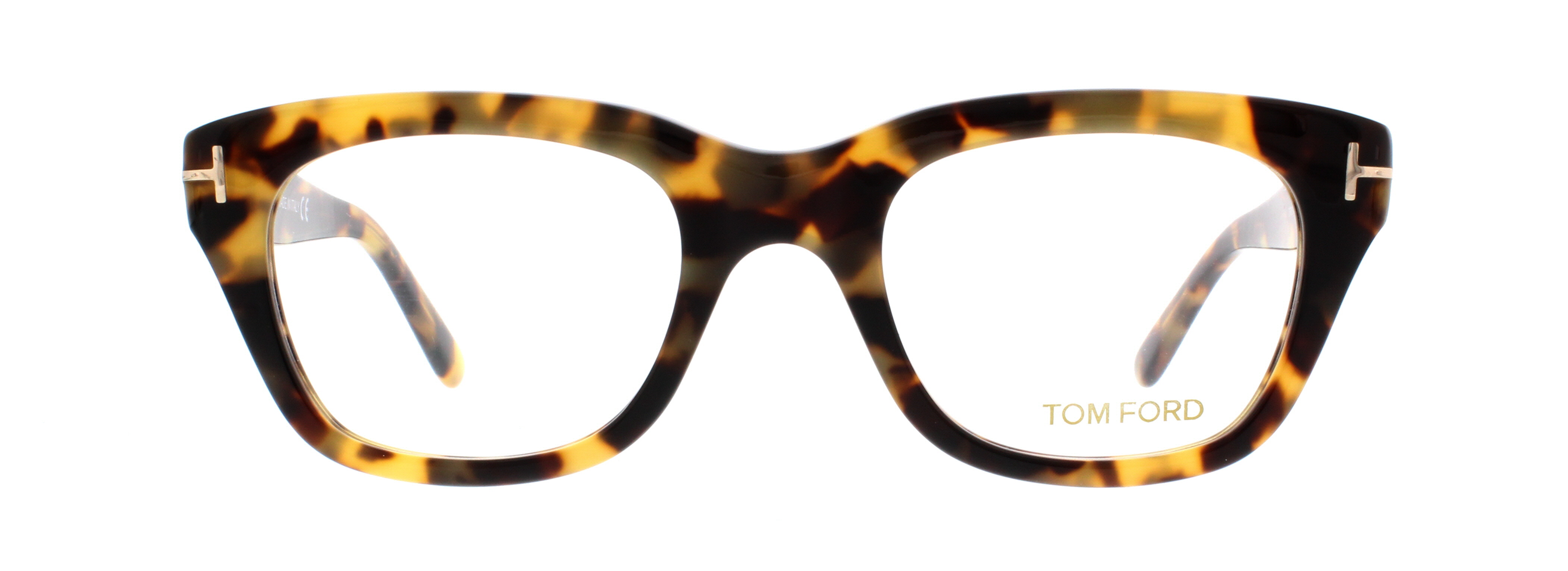 07eab9d10fb TOM FORD Eyeglasses FT5178 055 Coloured Havana 50MM 3 3 of 8 ...