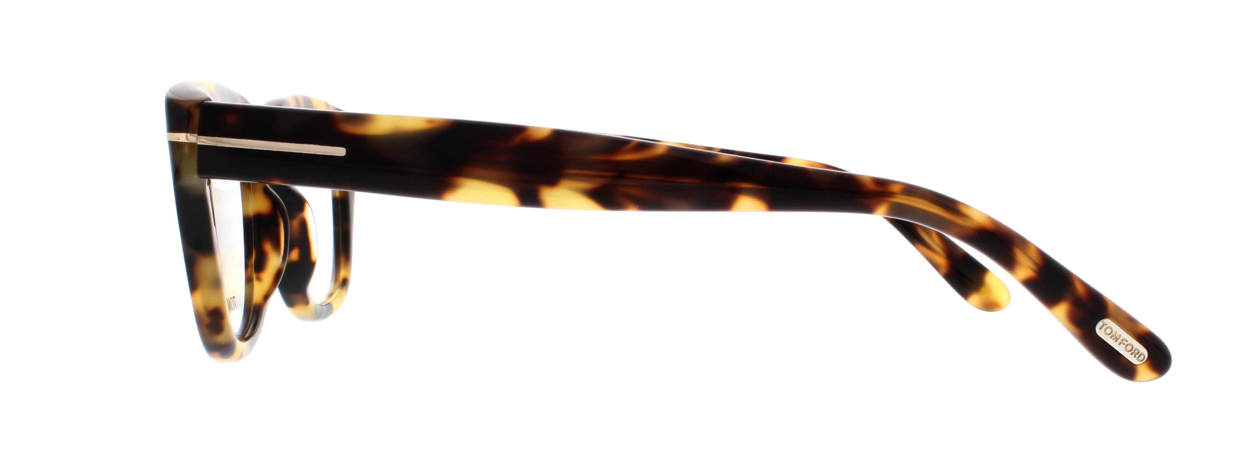 fdf97fcbd6e TOM FORD Eyeglasses FT5178 055 Coloured Havana 50MM 4 4 of 8 ...