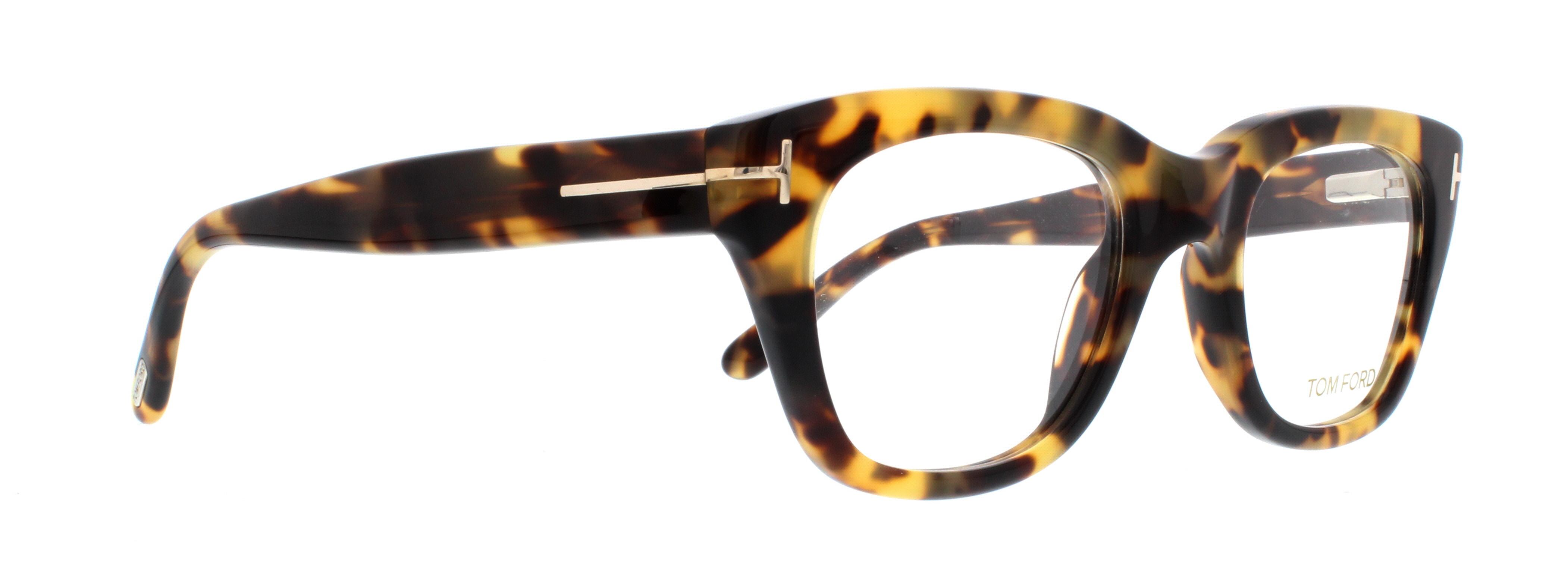 f513f83377 TOM FORD Eyeglasses FT5178 055 Coloured Havana 50MM 2 2 of 8 ...