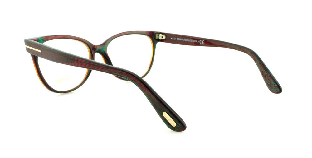 86c78c82ac TOM FORD Eyeglasses FT5291 052 Dark Havana 55MM 664689620692