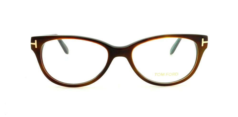 80d41b6f78b8 TOM FORD Eyeglasses FT5292 052 Dark Havana 53MM 664689616084
