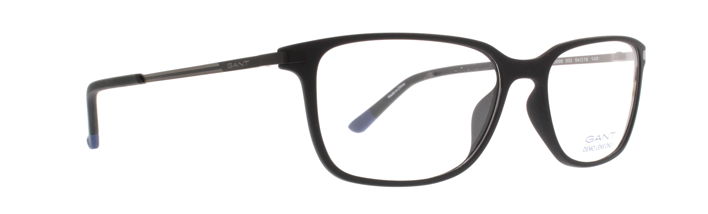 GANT Eyeglasses GA3099 002 Matte Black 54MM 664689746583 | eBay