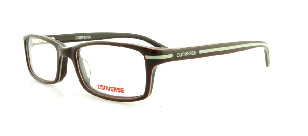 33fe930dfc2 CONVERSE Eyeglasses K004 Brown 47MM 751286247183