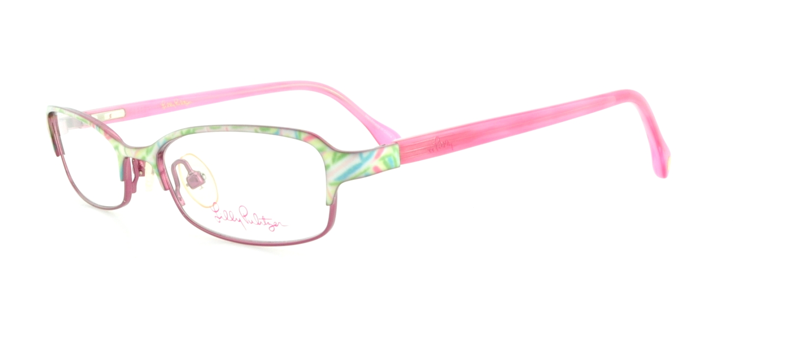 LILLY PULITZER Eyeglasses KIMMY Pink 47MM 715317813266 | eBay