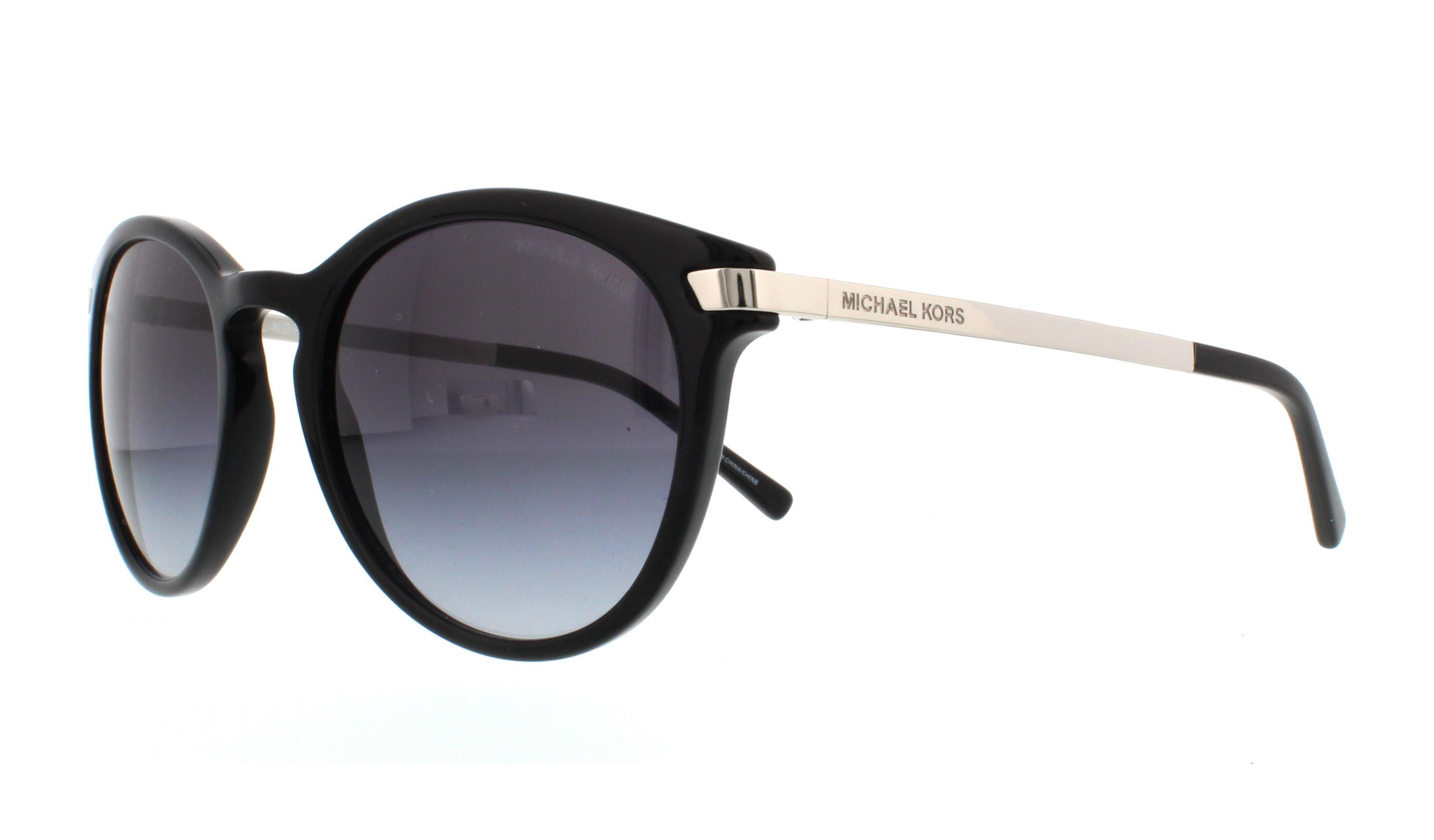 MICHAEL KORS Sunglasses MK2023 ADRIANNA III 316311 Black 53MM ... b9ca3d52e5