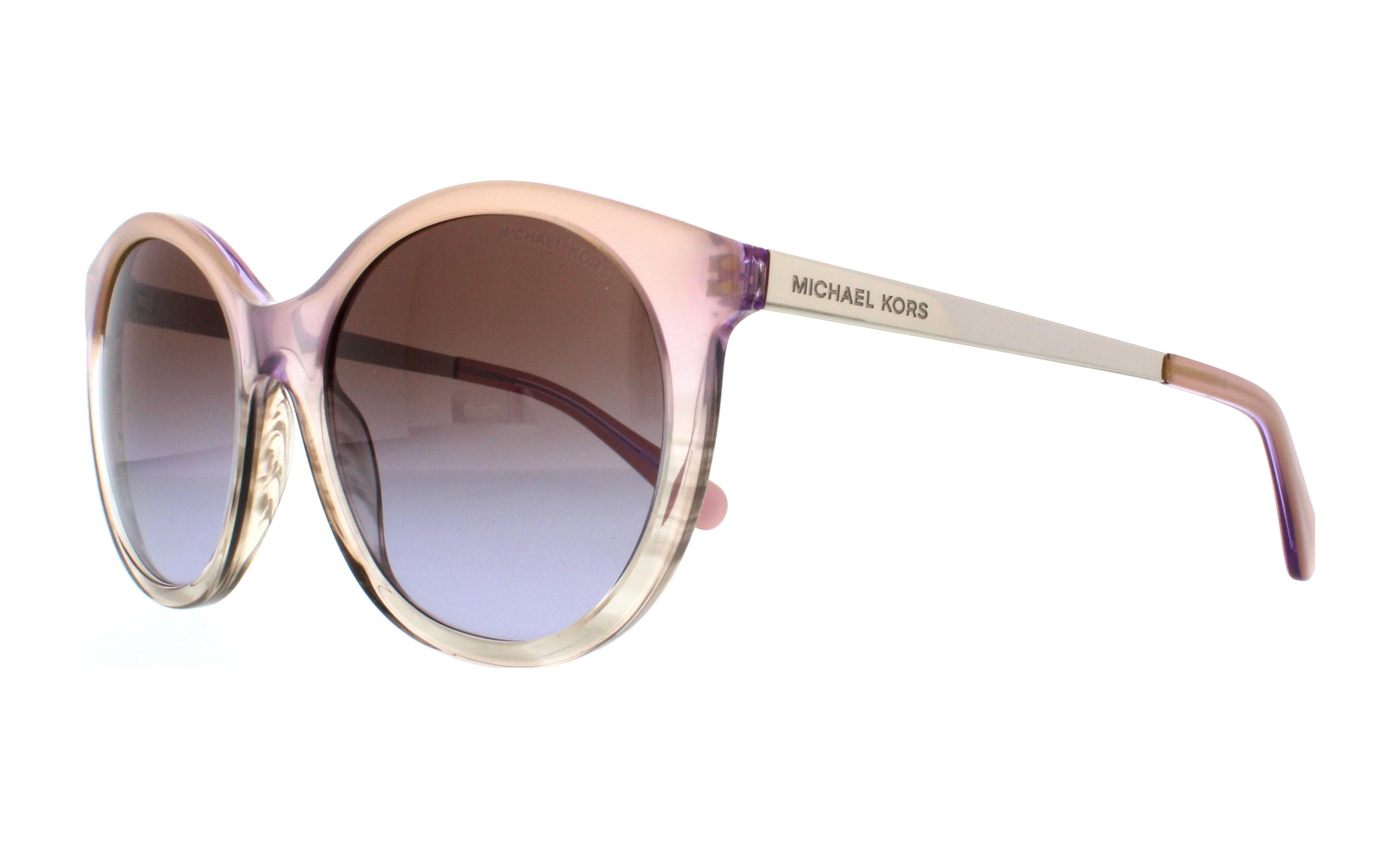 e48c4ac3fc9 MICHAEL KORS Sunglasses MK2034 350668 Multicolor Purple 55MM ...