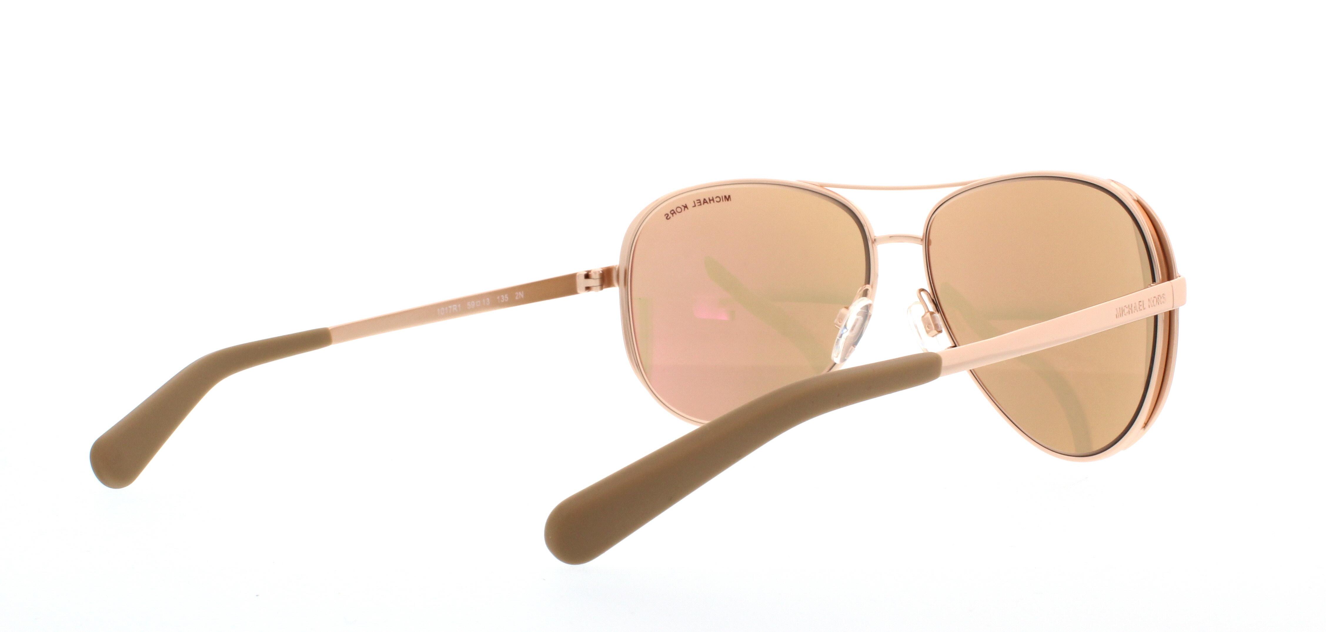 0cb3239a0b Michael Kors Rose Gold Sunglasses Chelsea