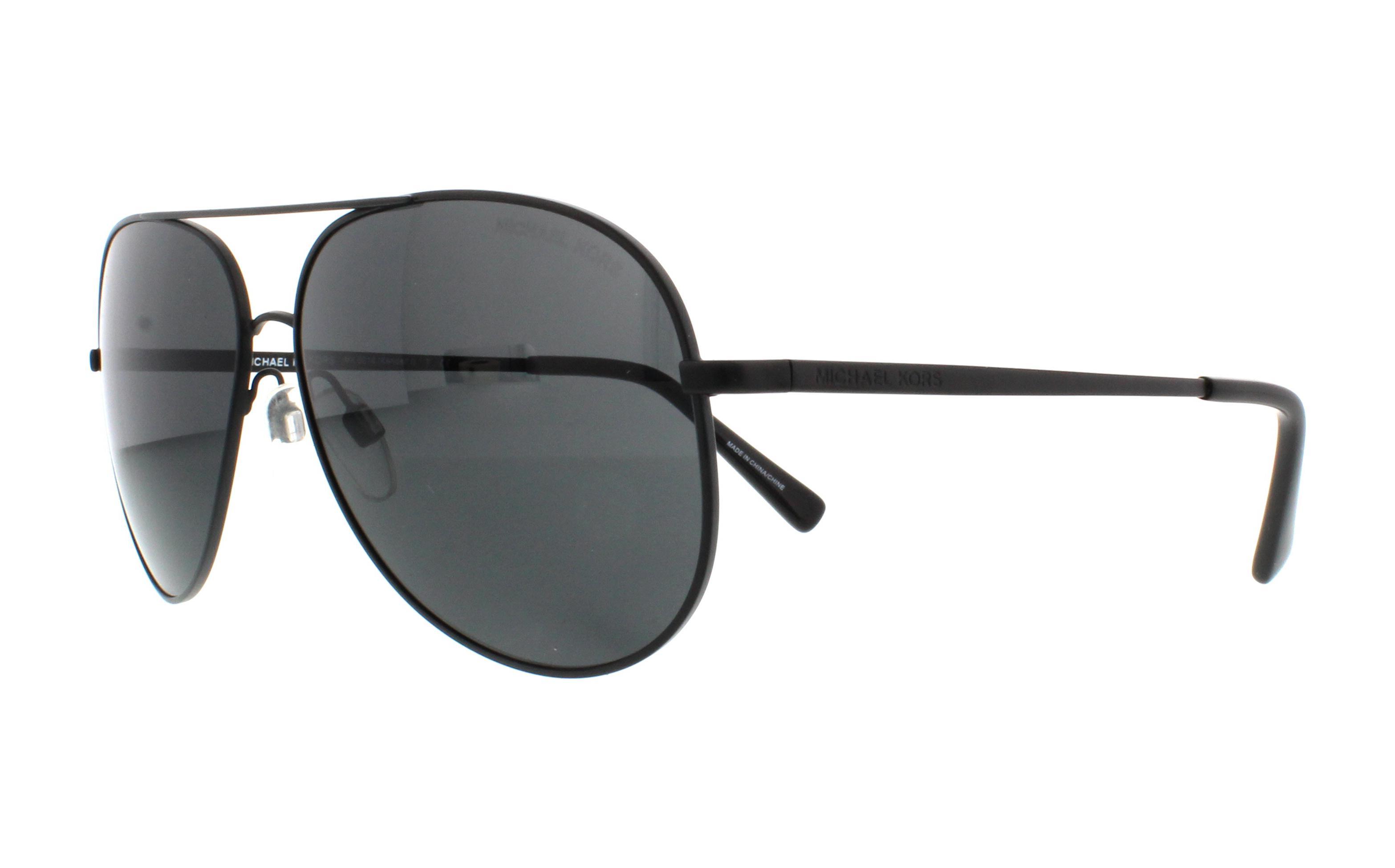 Details about MICHAEL KORS Sunglasses MK5016 KENDALL 108287 Matte Black 60MM 45b8cbc486a