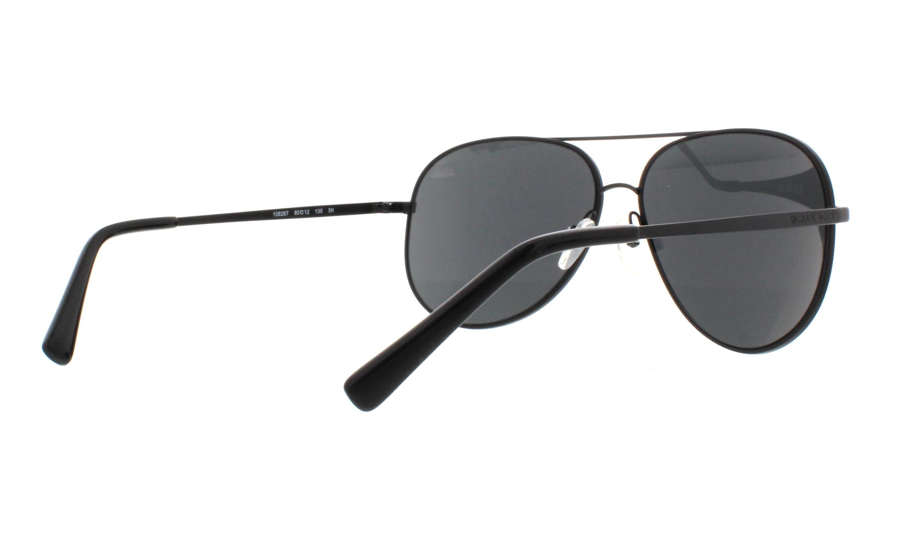 MICHAEL KORS Sunglasses MK5016 KENDALL 108287 Matte Black 60MM ... 097163302d4
