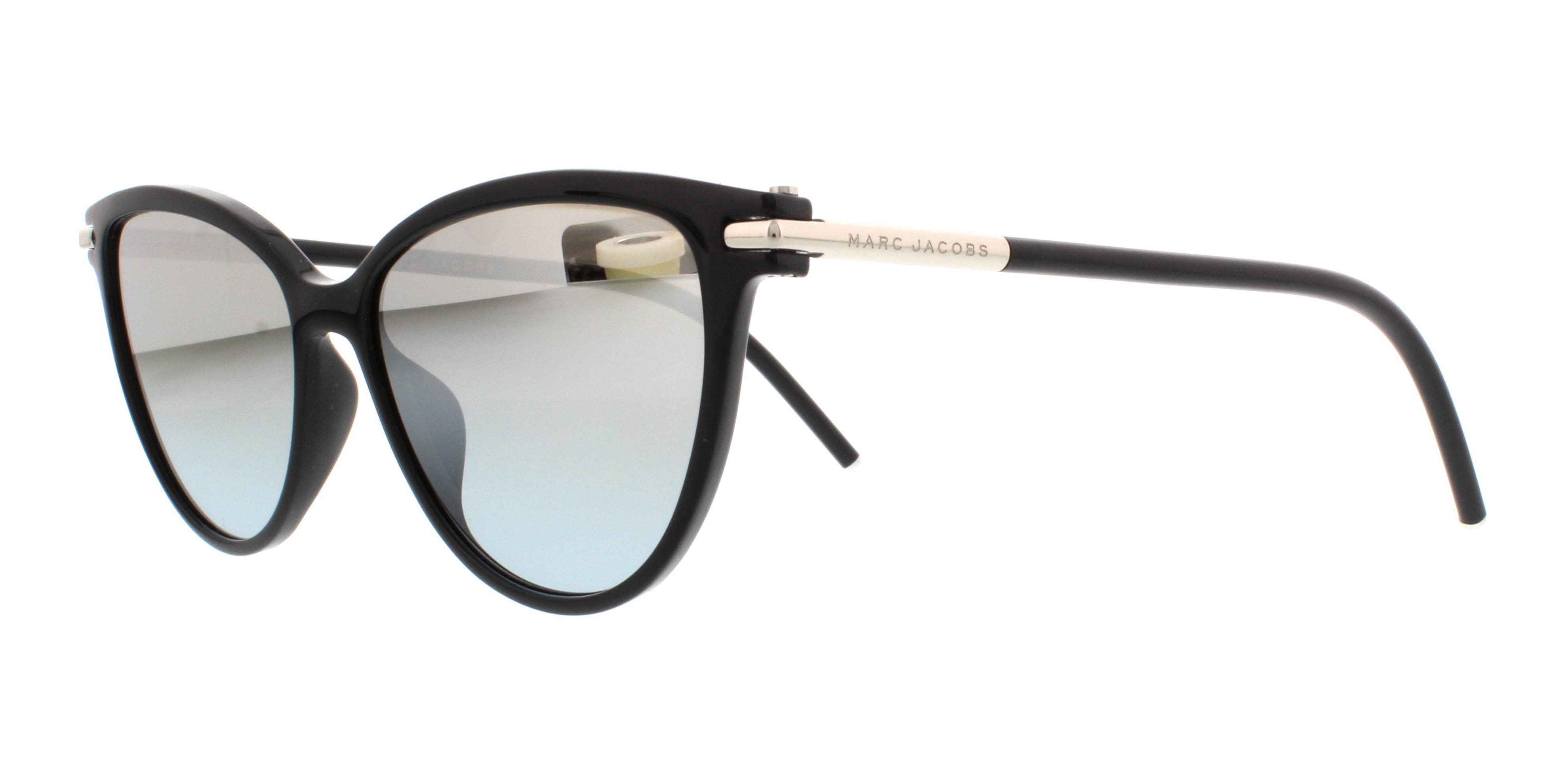 MARC JACOBS Sunglasses MARC 47 S 0D28 Black 53MM 827886149759  aeb50072cb8