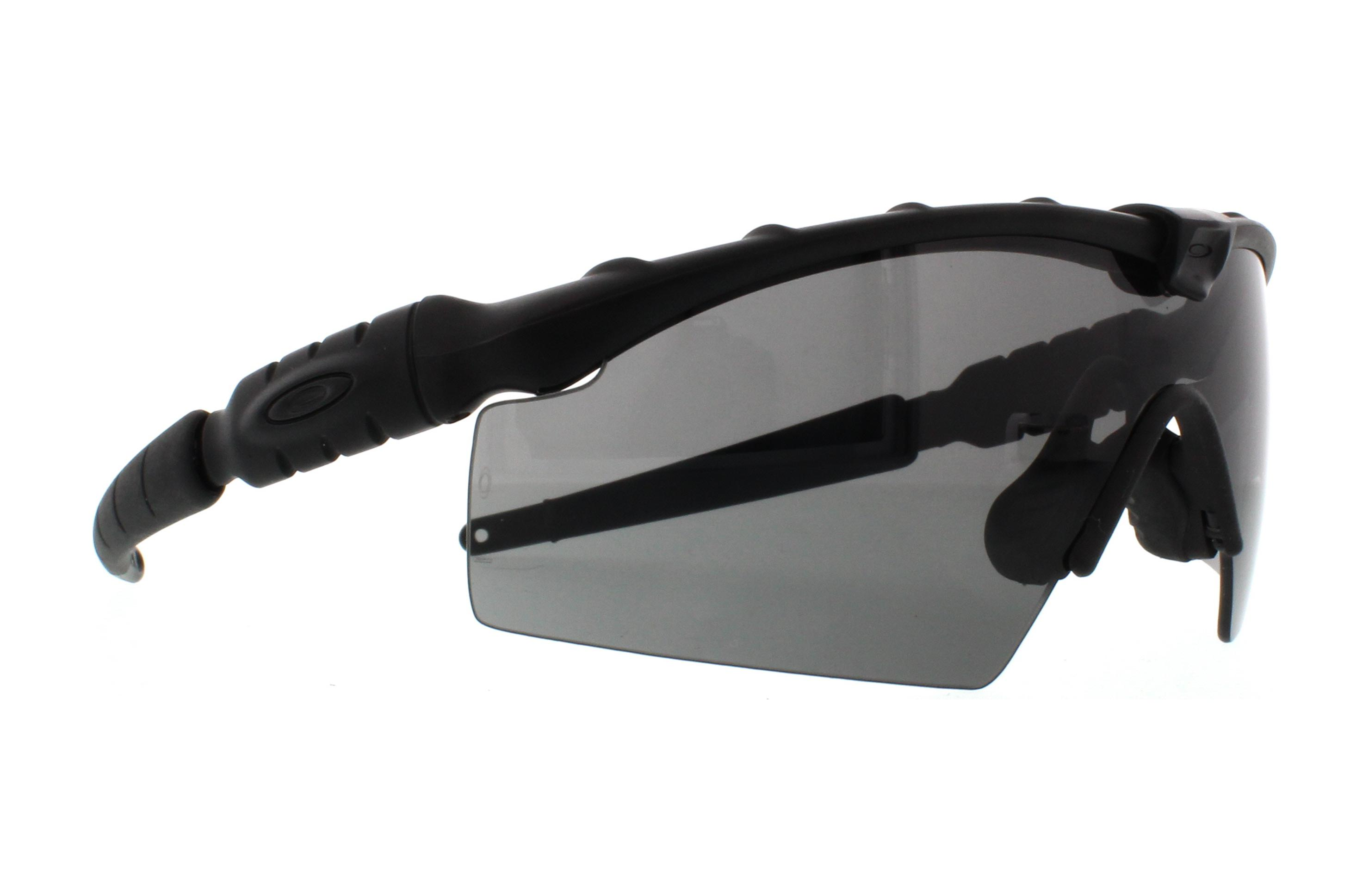 897eb5b1dc OAKLEY Sunglasses BALLISTIC M FRAME (OO9213-03) Matte Black 32MM ...