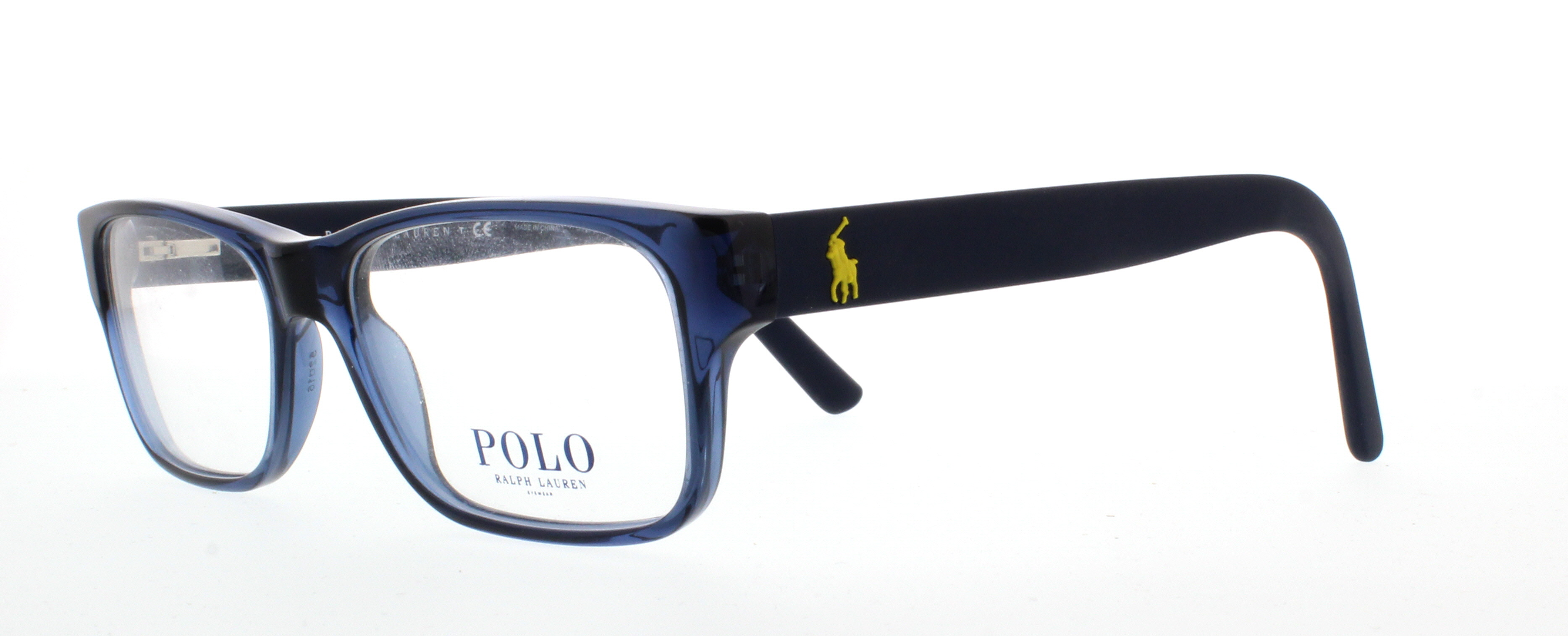 a8c654b1f03 RALPH LAUREN Eyeglasses PH2117 5470 Navy Blue 52MM