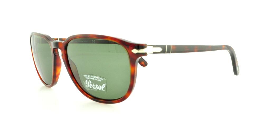 Persol PO3019S Sonnenbrille Havanna 24/31 55mm ek8N2U0