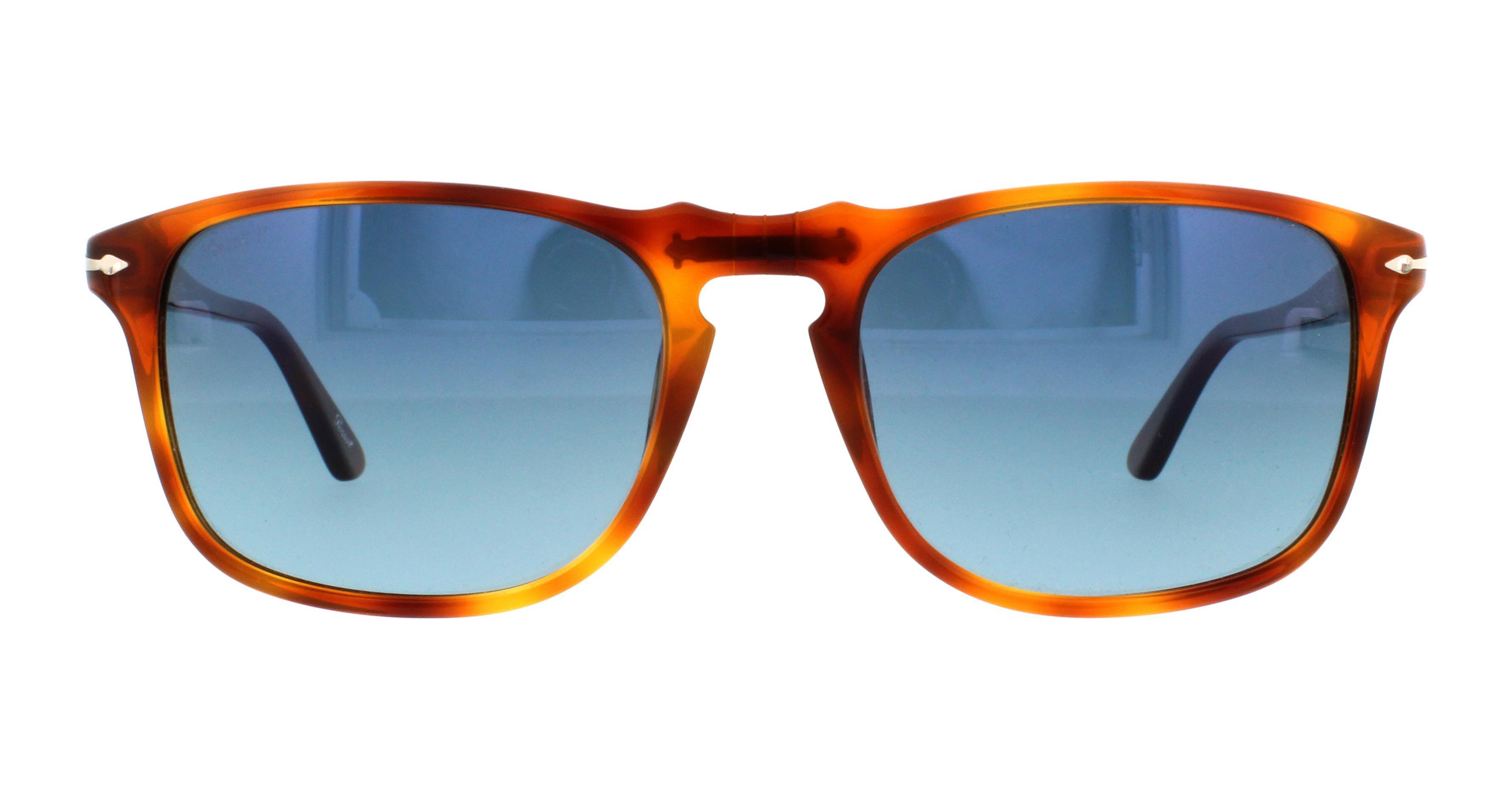 851708c248 PERSOL Sunglasses PO3059S 96 S3 Terra Di Siena 54MM