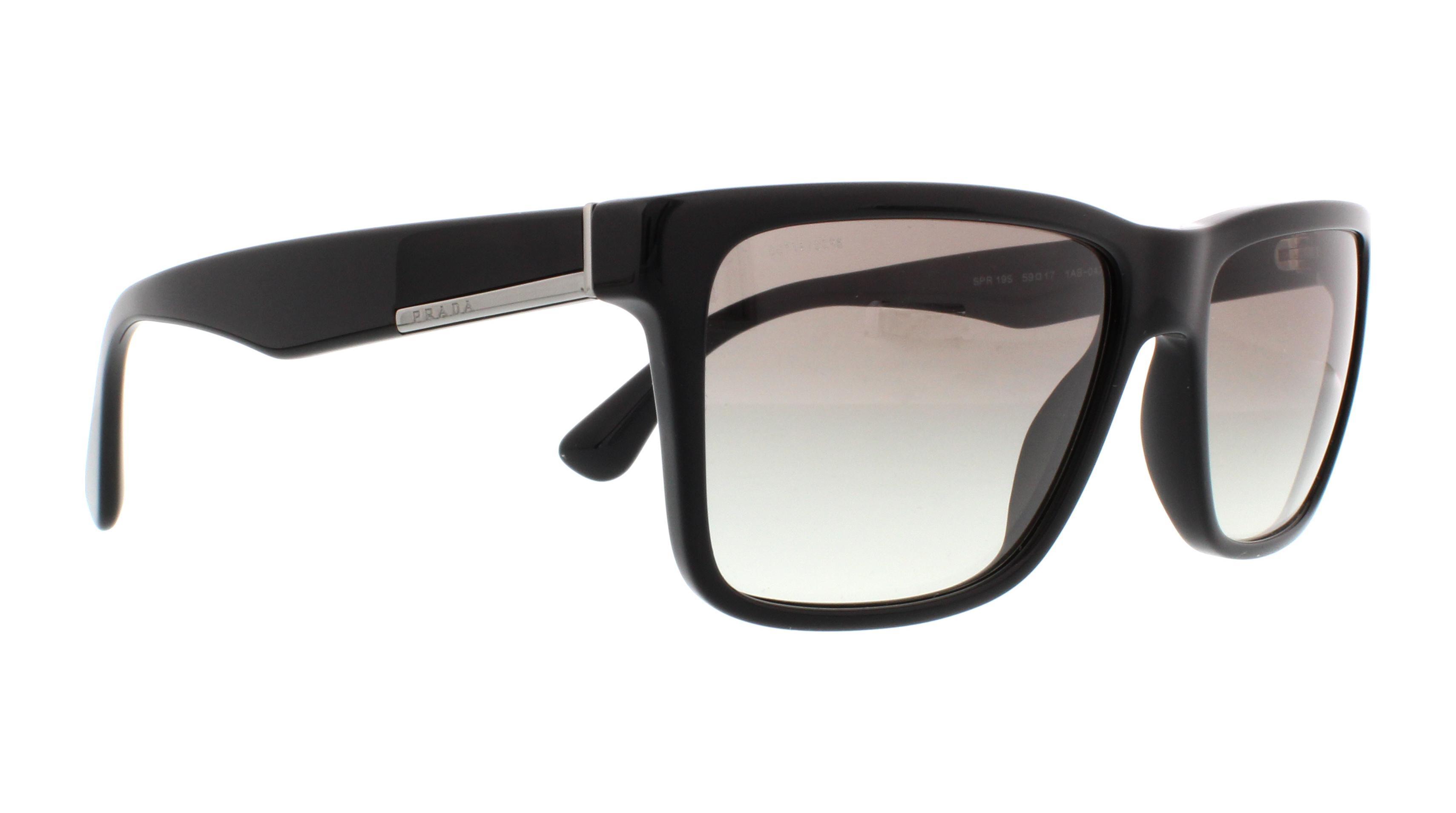10939788b6 promo code prada pr 19ss sunglasses 6a2c5 cd5b1  australia prada sunglasses  pr19ss 1ab0a7 black 59mm d5e8f 96705