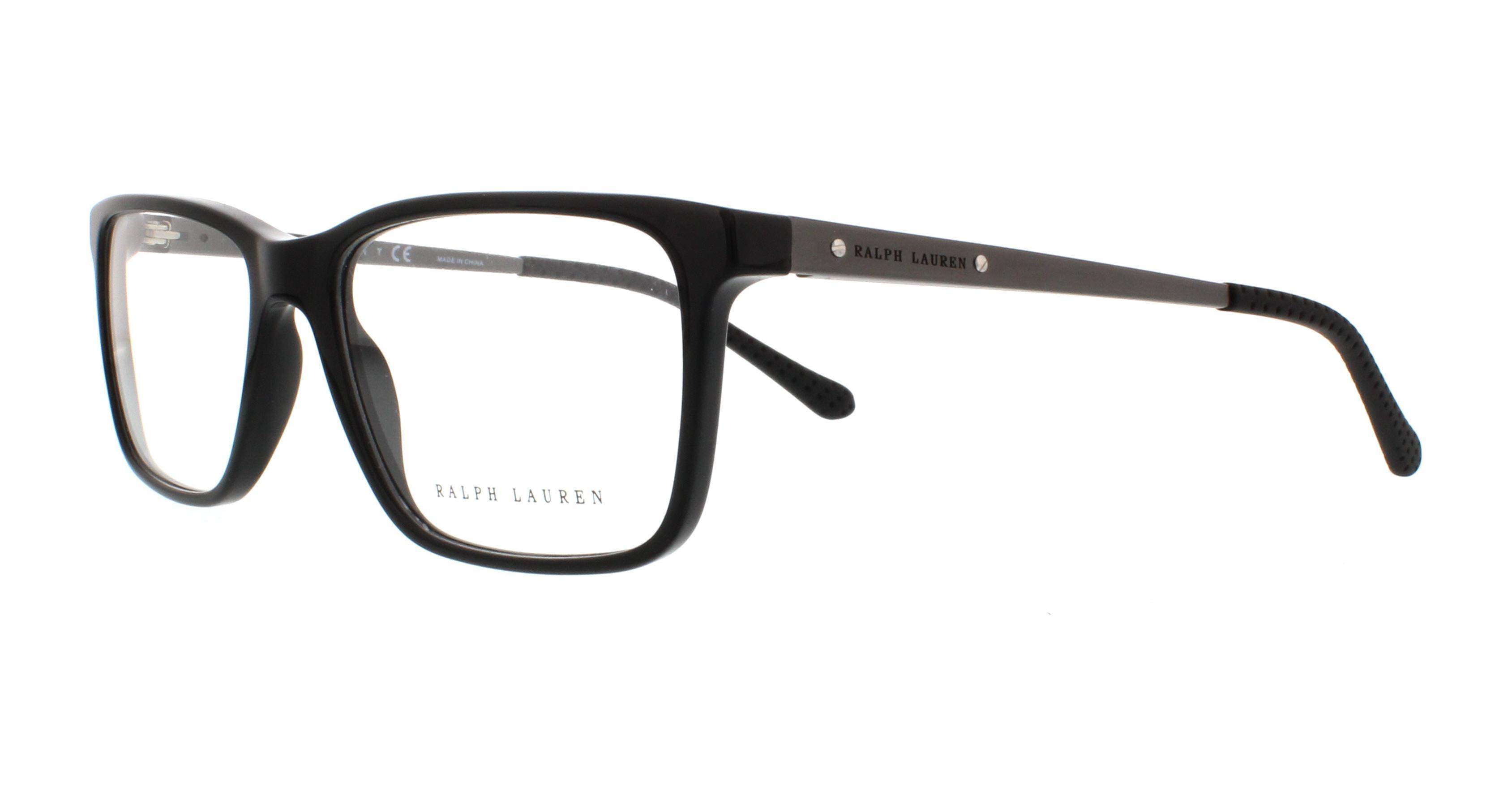 c3cccd7cd7 RALPH LAUREN Eyeglasses RL6133 5001 Black 54MM