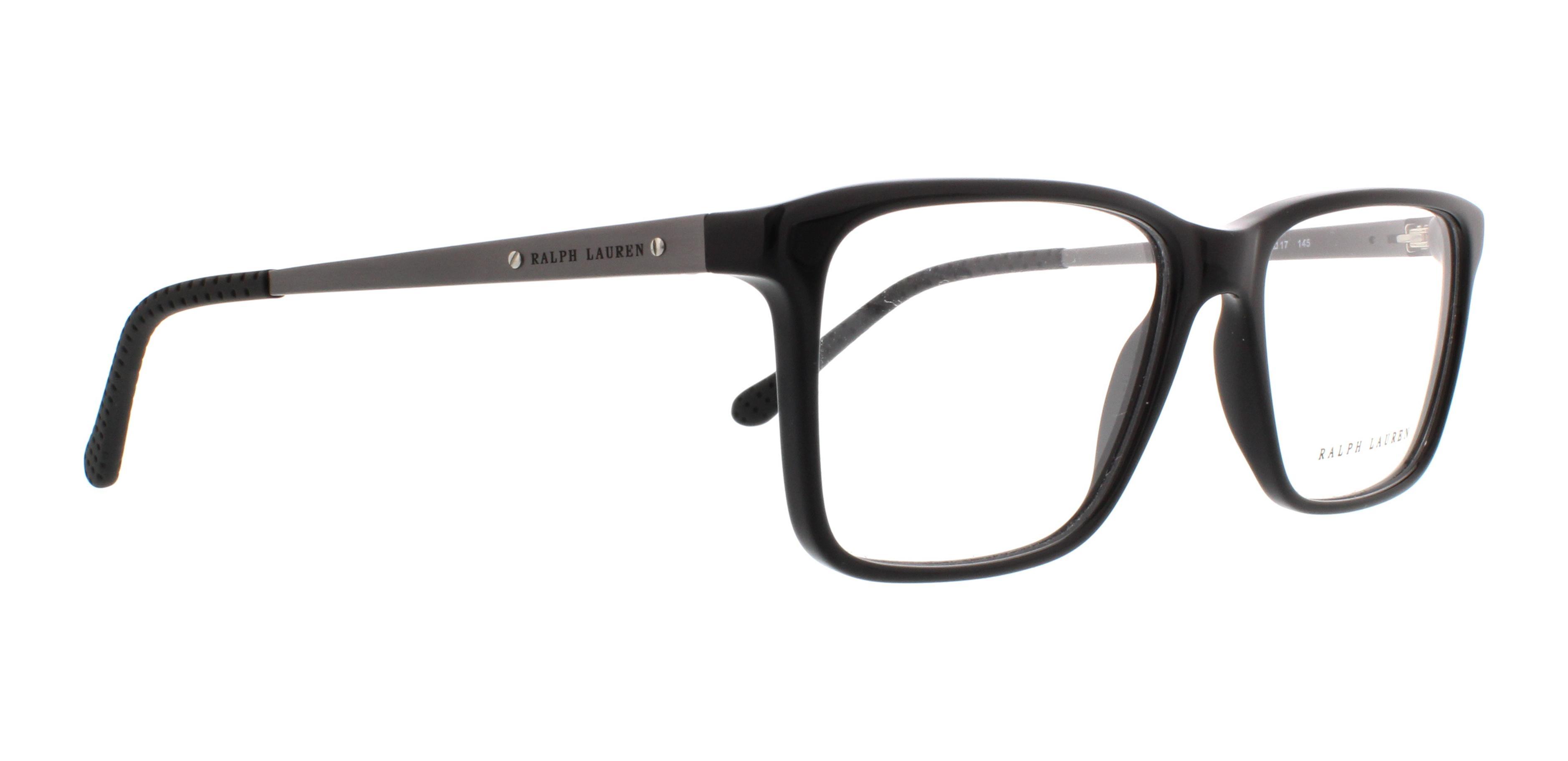 01c32d35892 RALPH LAUREN Eyeglasses RL6133 5001 Black 56MM 8053672418484