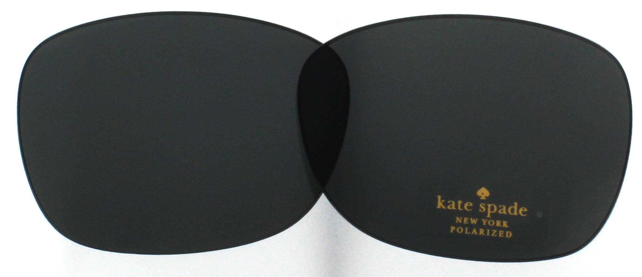 36432fdea30 KATE SPADE Replacement Lenses ALORA P S RA Gray Polarized 53MM ...