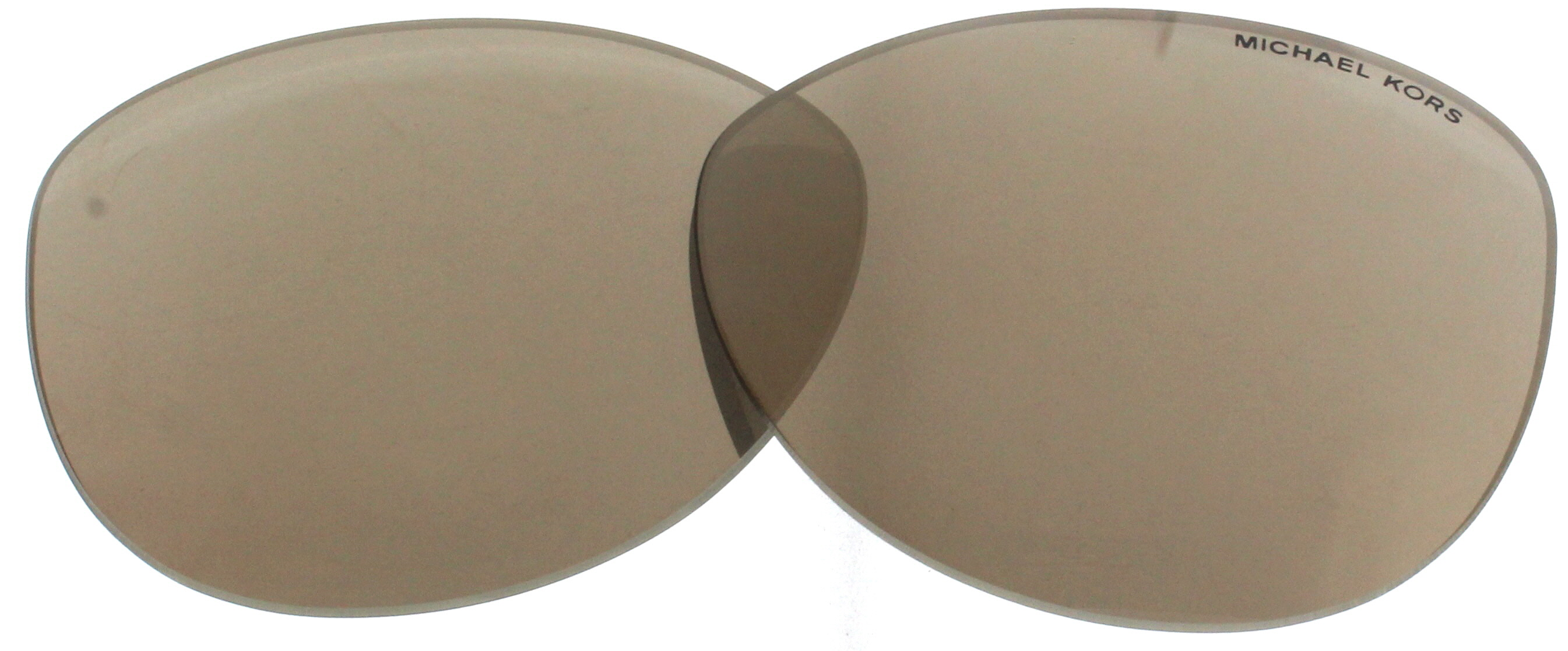 9711b0599ad5 Image is loading MICHAEL-KORS-Replacement-Lenses-MK1020-Bronze-Mirror-56MM