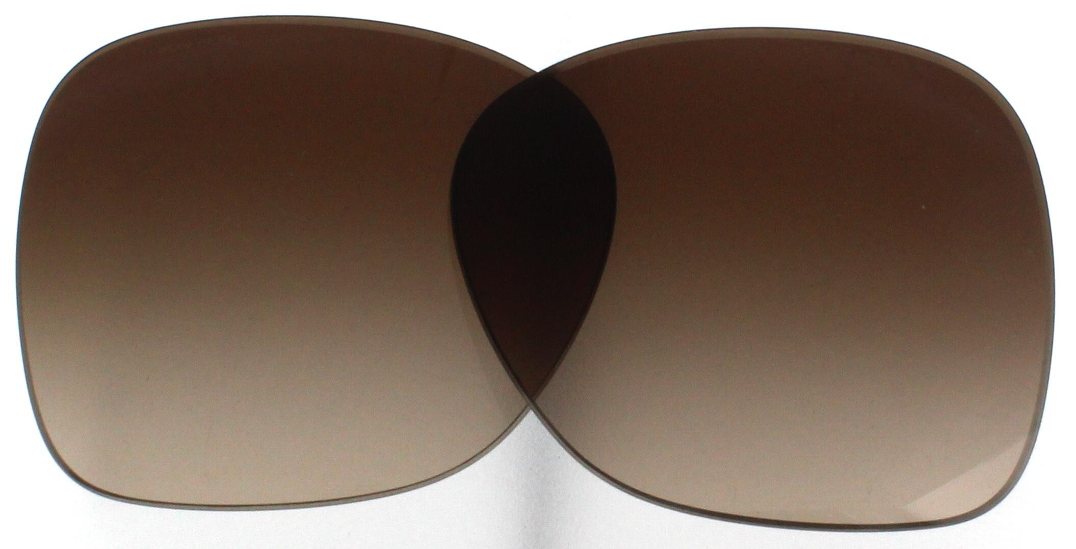 d271a20604 PRADA Replacement Lenses PR32PS Brown Gradient 57mm for sale online ...