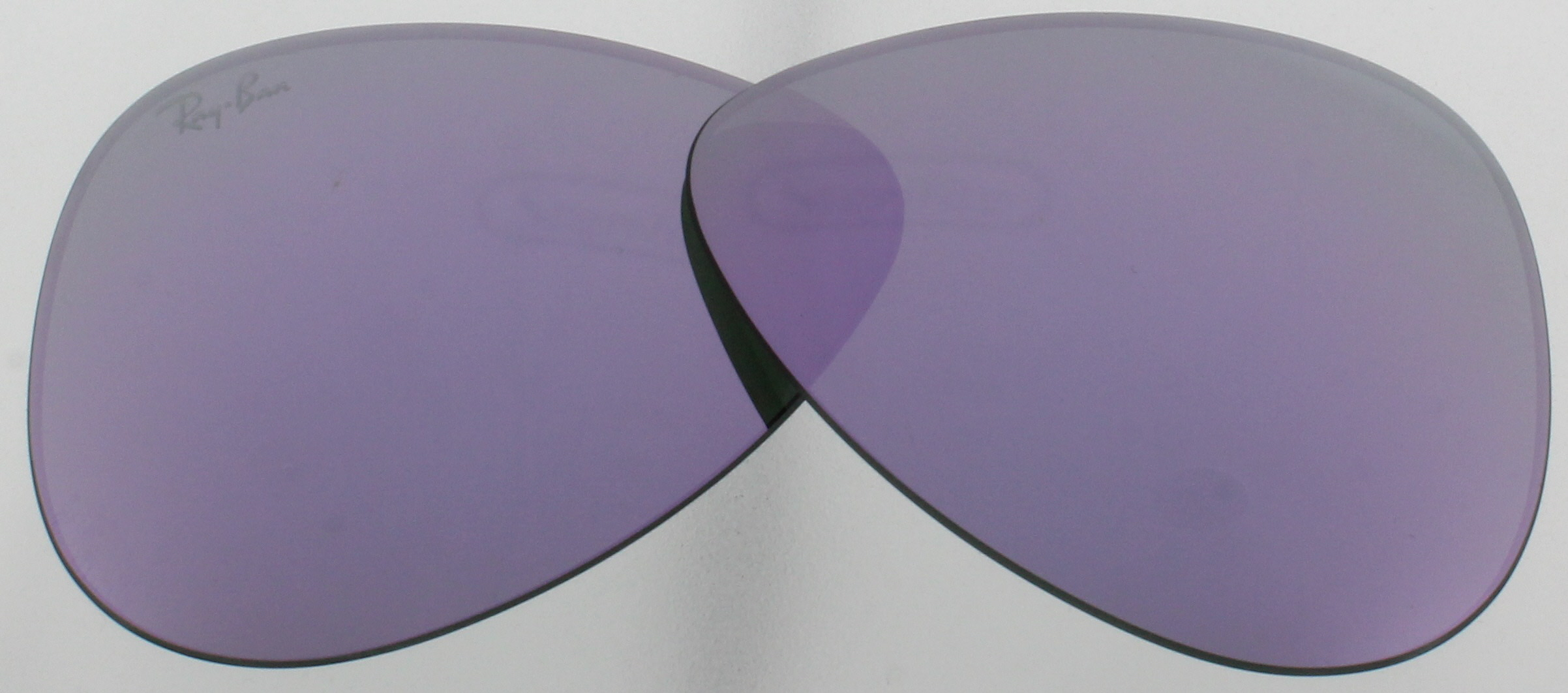 c0952c203dca Image is loading RAY-BAN-JR-Replacement-Lenses-RJ9506S-Lilac-Flash-