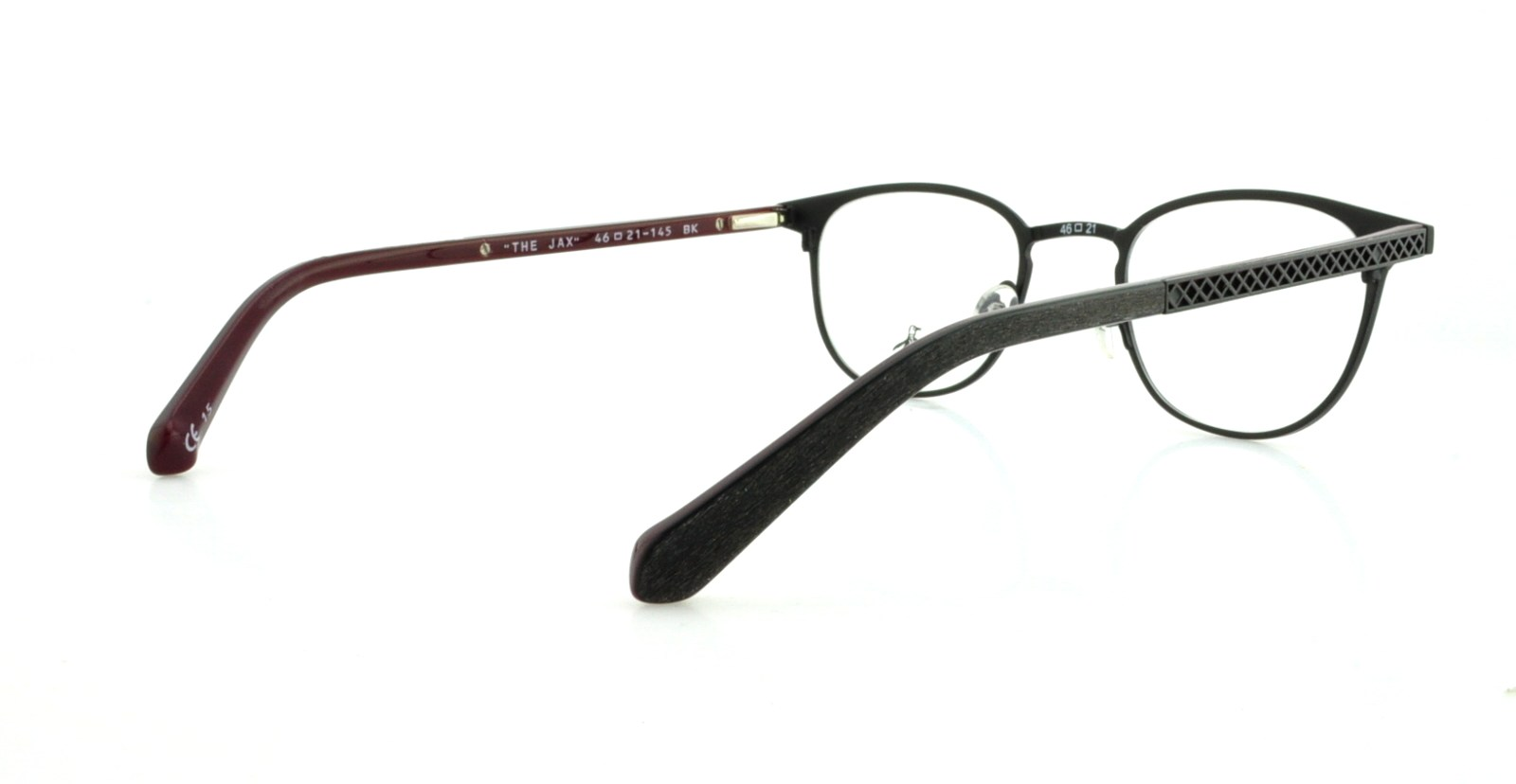 6d794900f3 PENGUIN Eyeglasses THE JAX Black 46MM 715317891998
