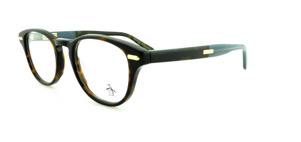 PENGUIN Eyeglasses THE MURPHY Tortoise 46MM 715317814218 | eBay