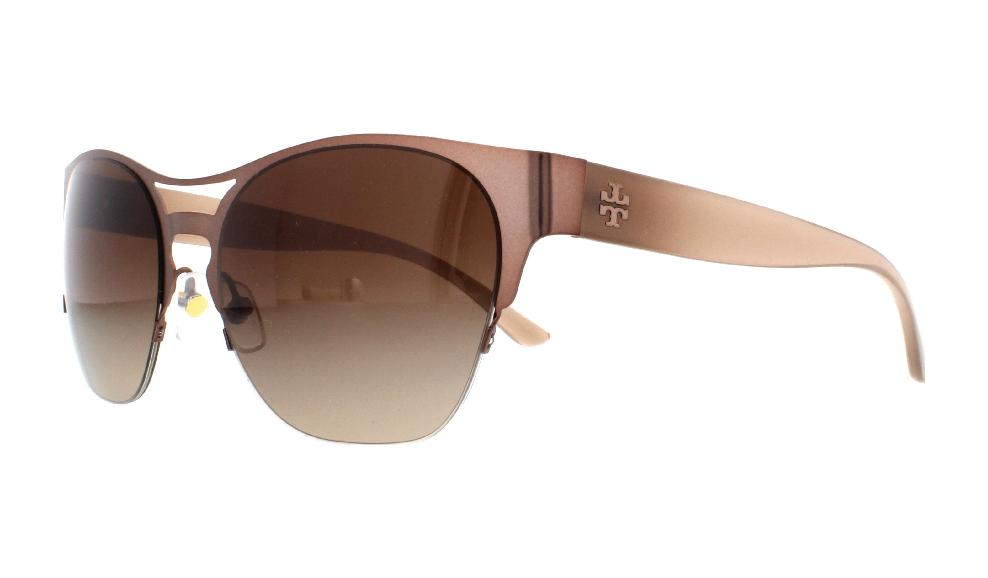 e360f74785 TORY BURCH Sunglasses TY6065 326813 Brown 56MM 725125004510 | eBay