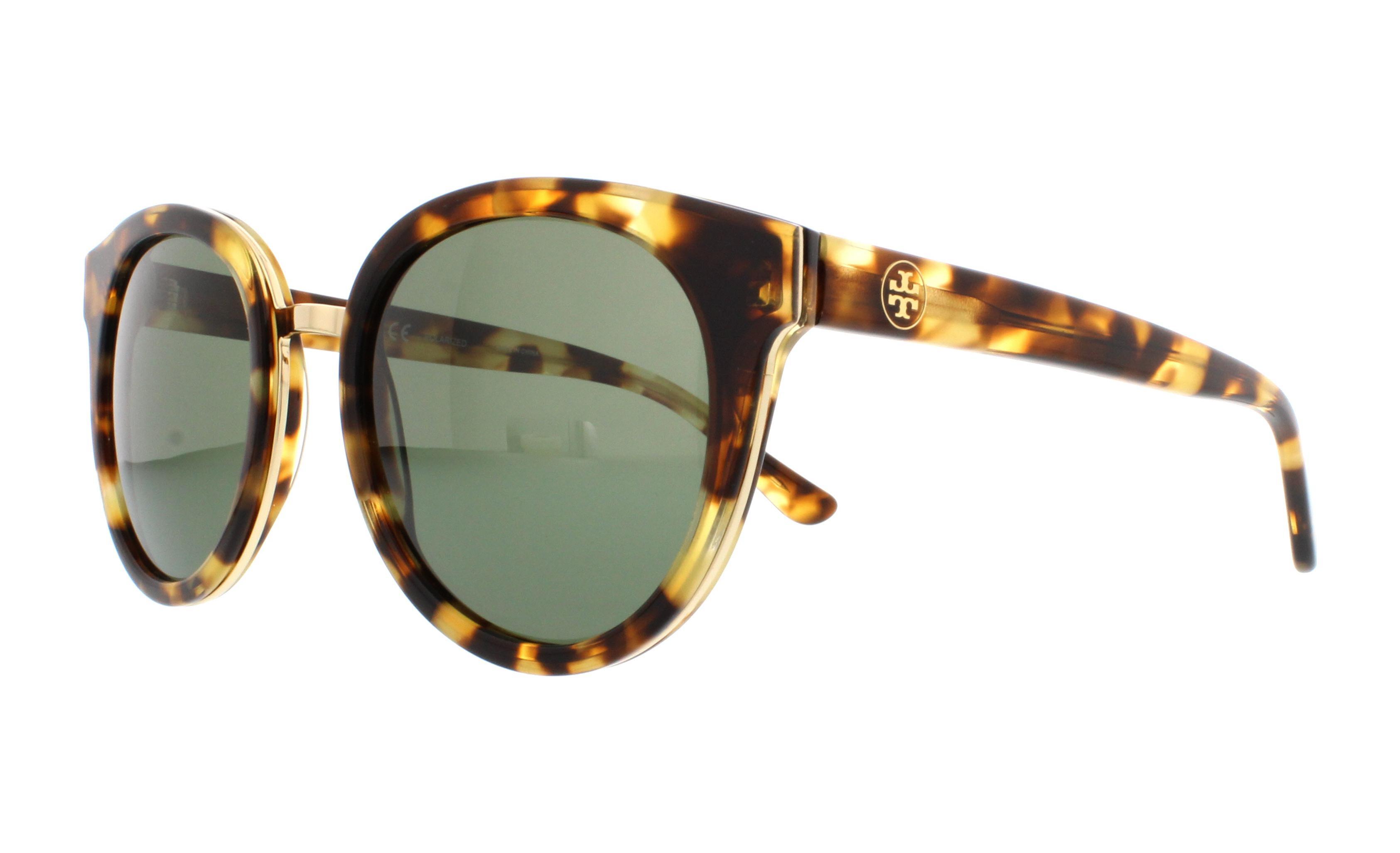9248e958b3c97 TORY BURCH Sunglasses TY7062 PANAMA 11509A Tokyo Tortoise 53MM ...