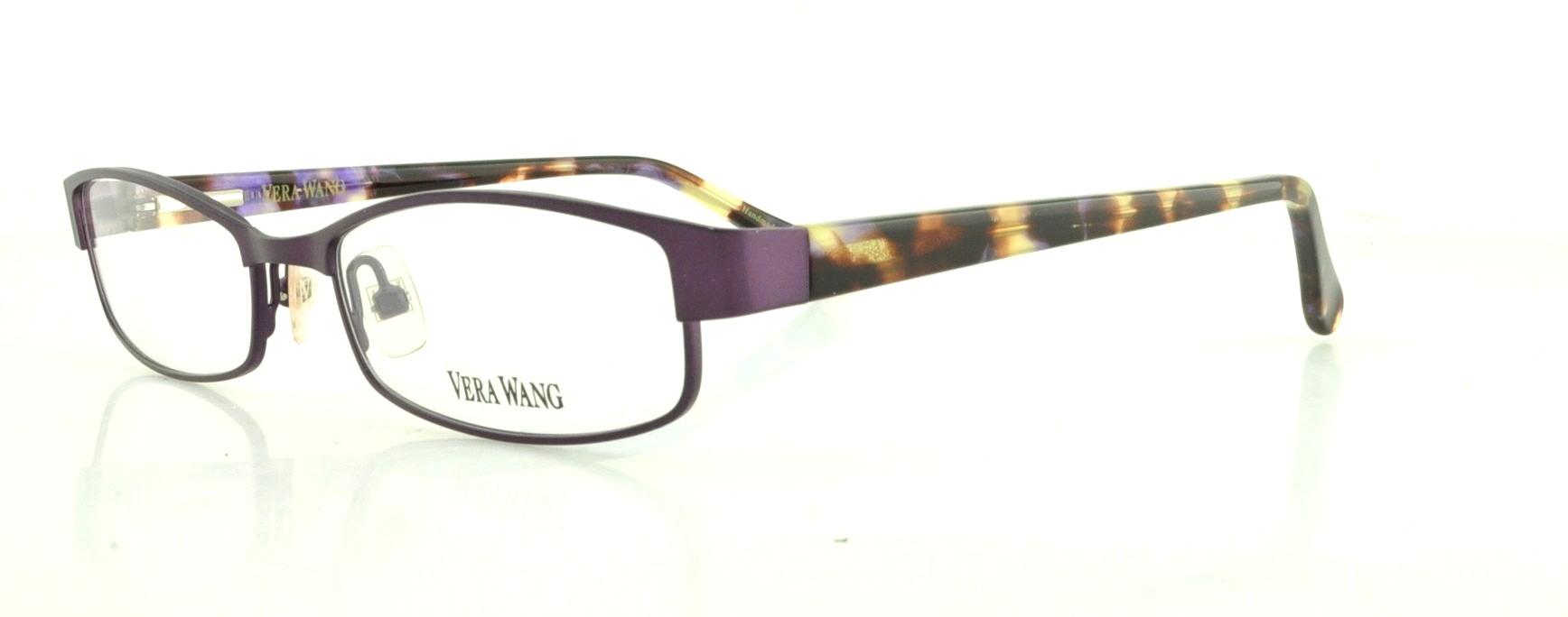 7f72ab71b17a VERA WANG Eyeglasses V098 Iris 51MM 715317841917