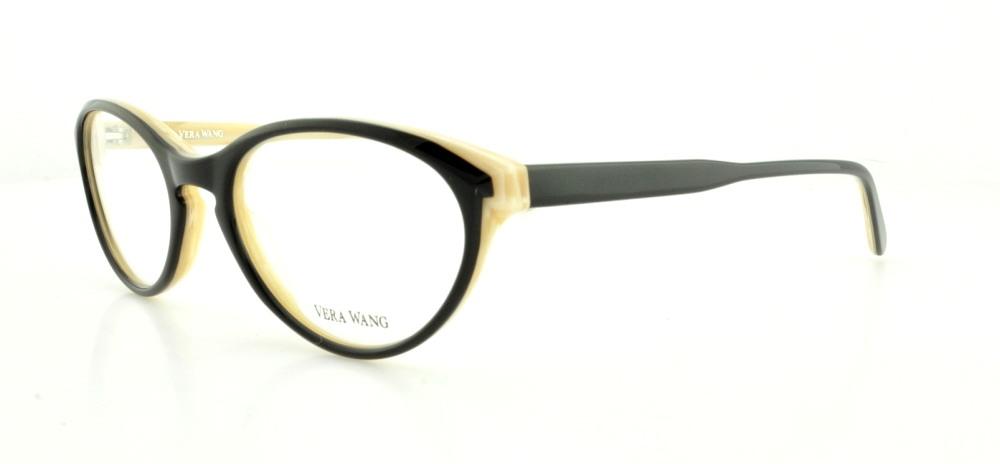 b29bc089699d VERA WANG Eyeglasses V356 Black 51MM 715317004121