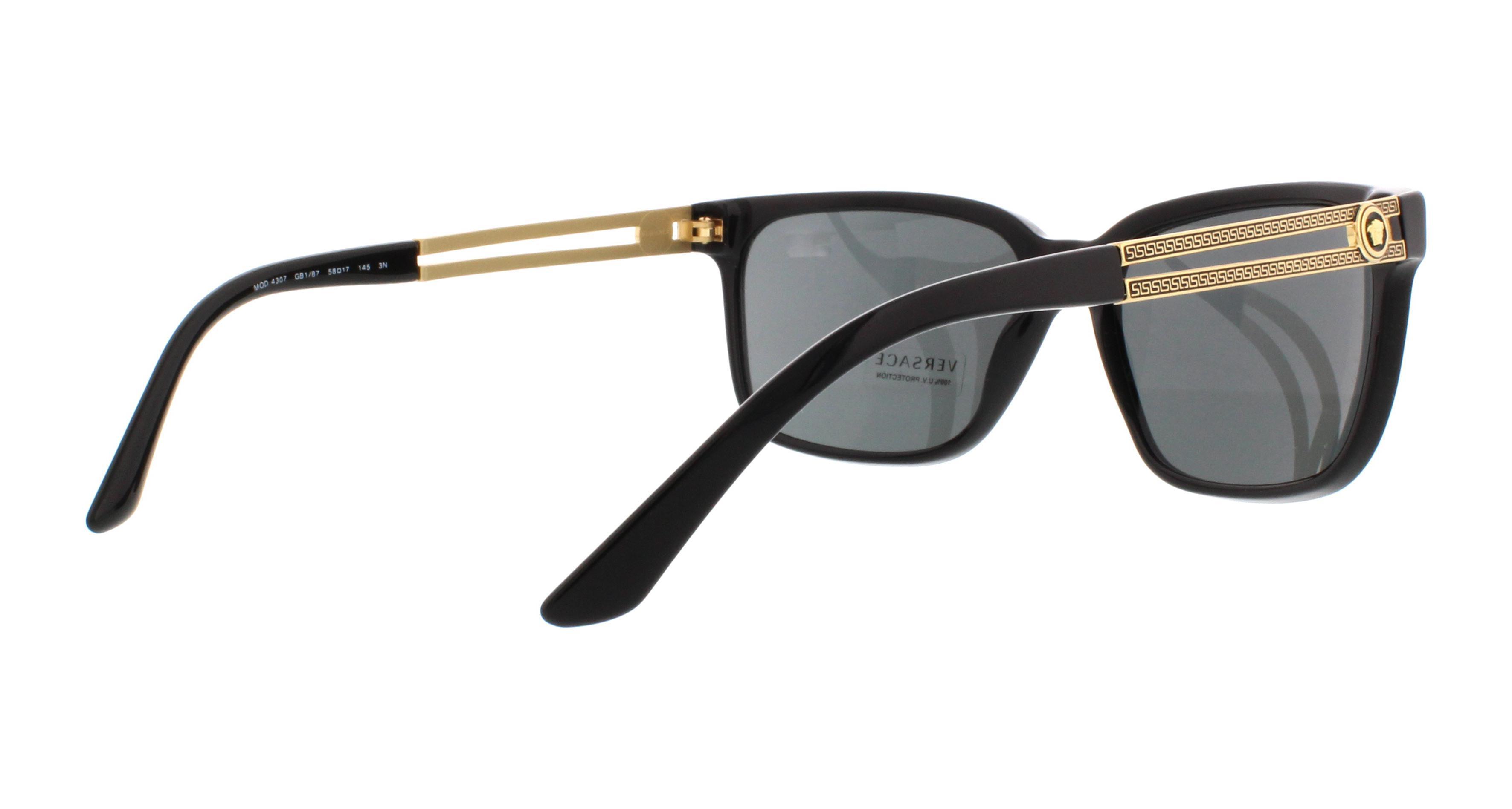 2736061586a19 Versace Sunglasses Versace Tribute Mask Gold Havana Sunglasses Versace  Eyewear Avvenice Source · versace sunglasses Ecosia
