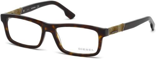 c79ca84d9d2 DIESEL Eyeglasses DL5126 052 Dark Havana 54MM 664689705467