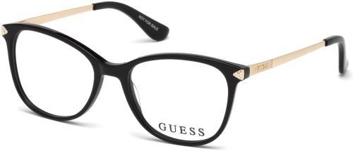e49dd21d000 Details about GUESS Eyeglasses GU2632-S 005 Black Other 52MM
