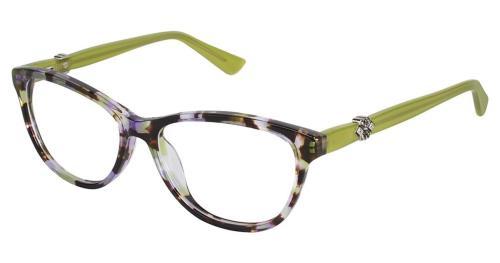 b2cc04b182 NICOLE MILLER Eyeglasses ARDEN C01 Purple Tortoise 52MM 882851333953 ...
